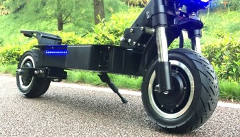 FLJ K3 Electric Scooter for Long Distance 2