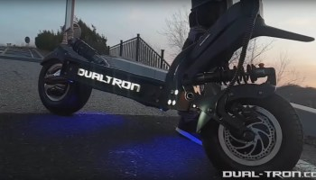 dualtron x battery