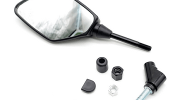 inside handlebar mirror system for electric scooter 2