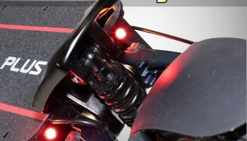 ZERO 11x Rear LED Lights