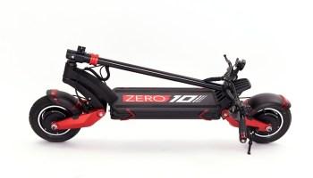 zero 10x folded
