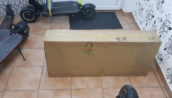 Turboant X7 Unboxing Box