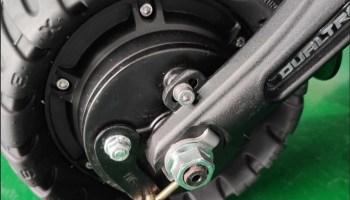 dualtron compact front wheel