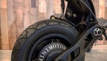 dualtron spider v2 wheel