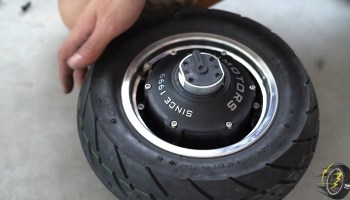 dualtron storm removed wheel
