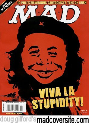 Doug Gilford's Mad Cover Site - Mad #487