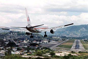 tegucigalpa_land