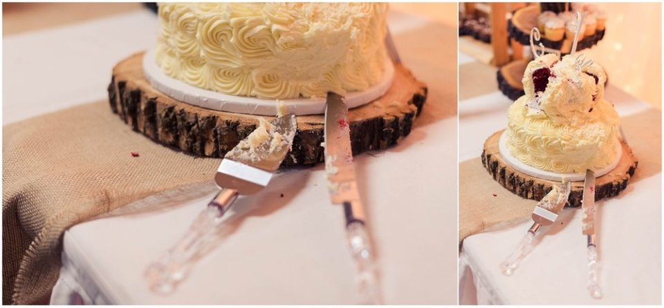 Cutting the cake photos | Maddie Peschong Photography