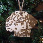 Dalmation Dog Ornament 04 scaled