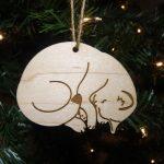 Sleeping Cat Ornament Tree scaled