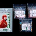 Flamingo 01 Small Panel Peyote Seed Bead Pattern PDF or KIT DIY Bird-Maddiethekat Designs