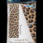 Leopard Fur Wide Cuff Bracelet Delica 2-Drop Peyote Seed Bead Pattern or KIT DIY Wild Rosettes Spots-Maddiethekat Designs