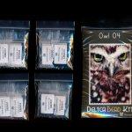 owl 04 small panel peyote seed bead pattern pdf or kit diy bird maddiethekat designs 2