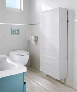 waterslim dans une salle d'eau bain