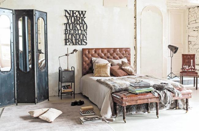 Inspirations Pour Une Dco De Chambre Style Industriel