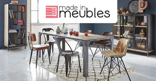 made in meubles meuble industriel