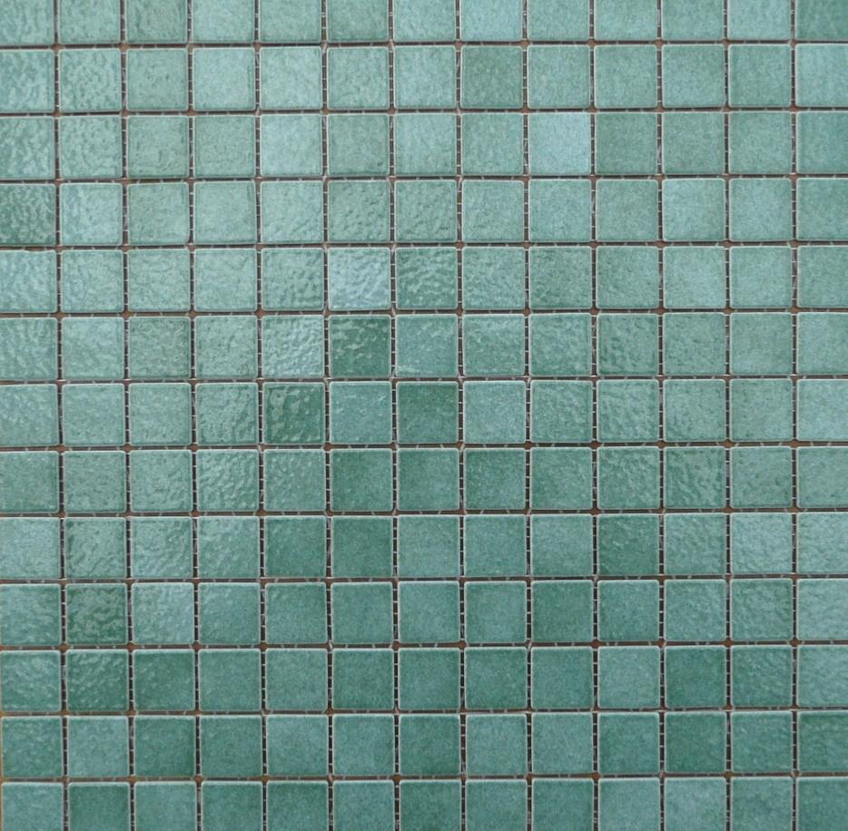 vert d eau ivraie mosaique briare par plaque 34 5 cm