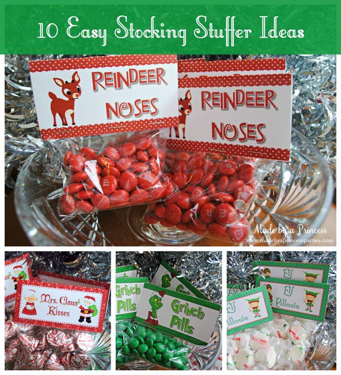 10 easy stocking stuffers ideas