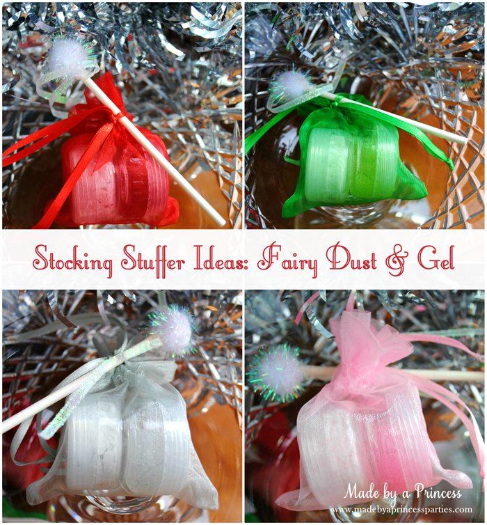 stocking stuffer ideas fairy dust and gel