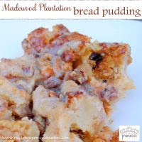 Madewood Plantation Rum Sauce for Bread Pudding