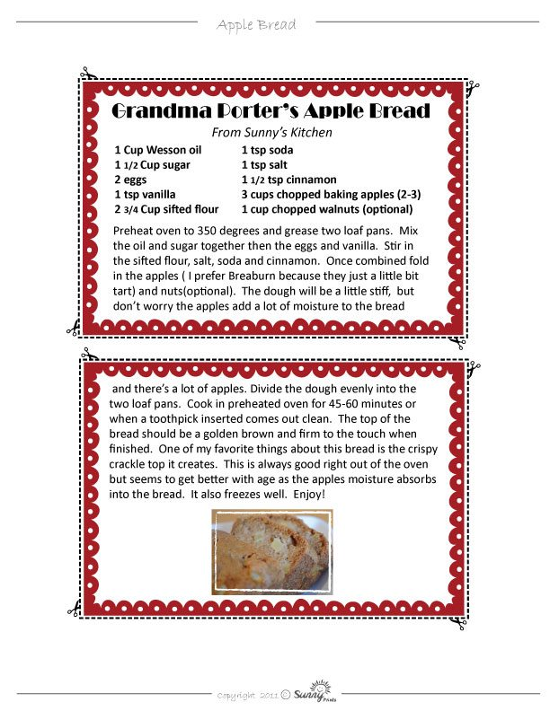 apple-bread-recipe