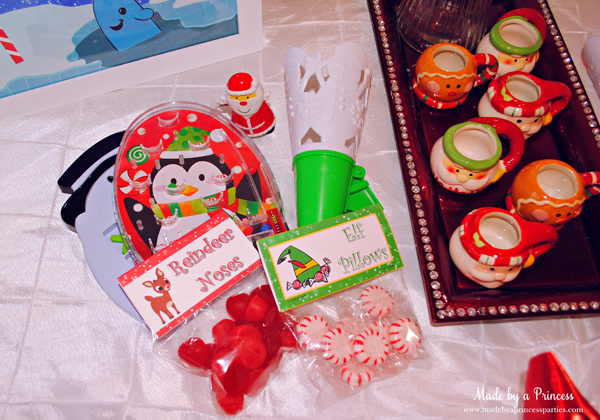 Buddy the Elf North Pole Breakfast is perfect for anyone who loves smiling, candy, candy canes, candy corn and syrup #buddytheelf @madebyaprincess