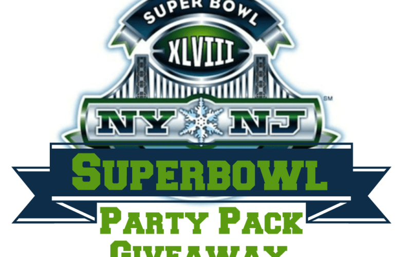 Superbowl 2014 Party Pack Giveaway