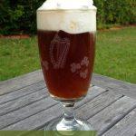 best irish coffee with fresh whipped cream