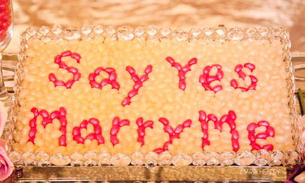 Made by a Princess Say Yes with Jelly Belly wm