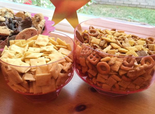 NMNO 2015 snacks