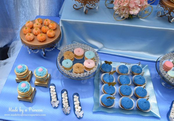 cinderella party table preview 600