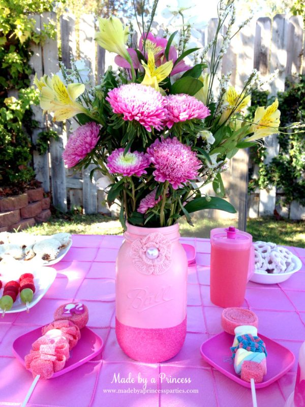 barbie tea party jar 2