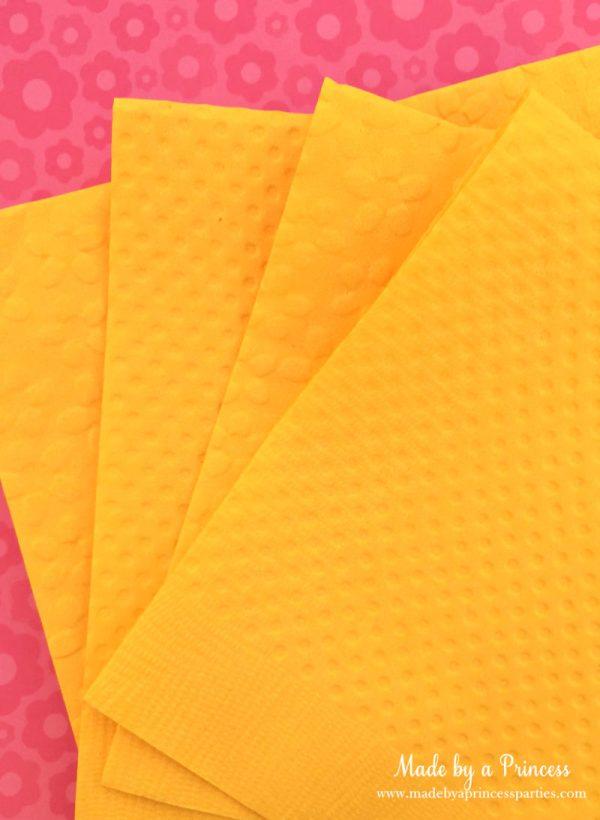 sizzix embossed napkins4