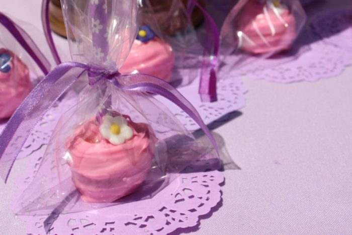 best day ever rapunzel party by tabletop treats cake pops