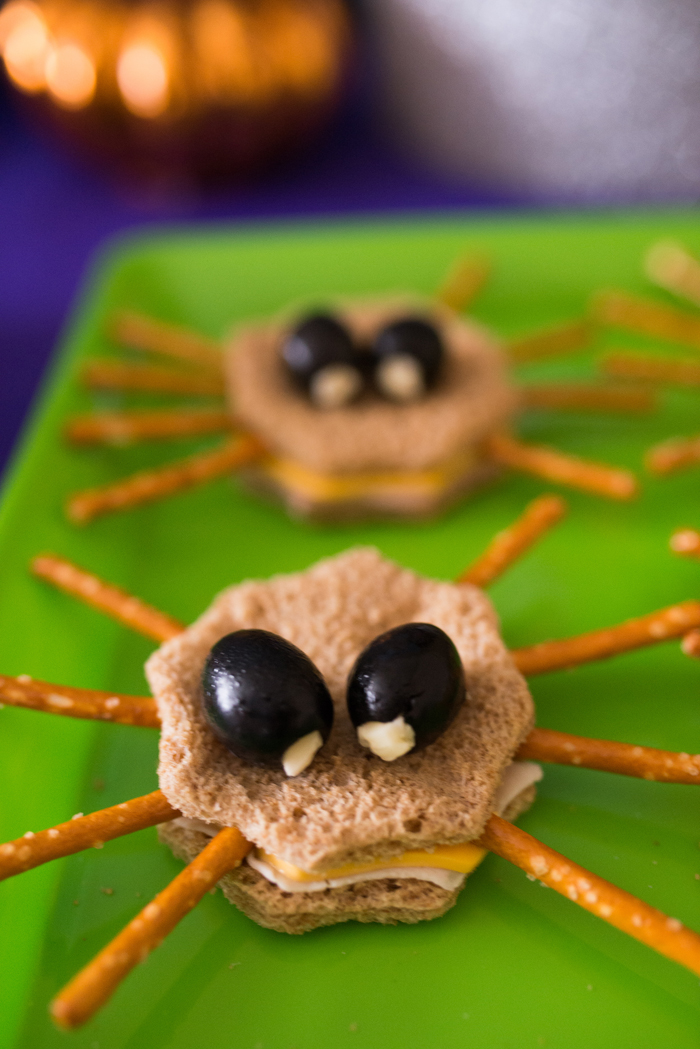 Monster Mash Party food
