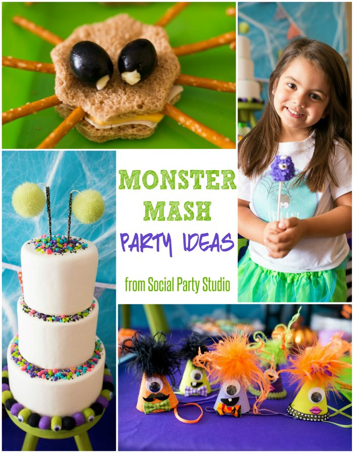 Monster Mash Party Ideas Will make you scream in delight main700