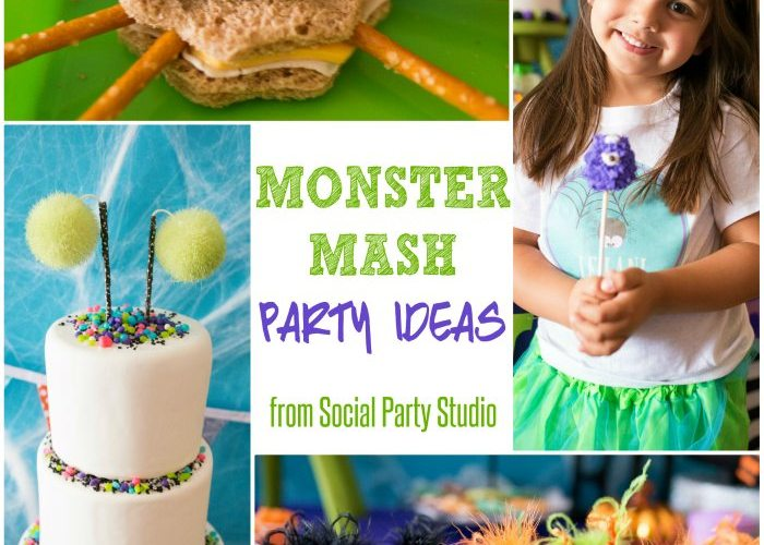 Monster Mash Party Will Make You Scream in Delight