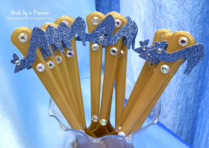 Princess Cinderella Party Will Leave You Enchanted party forks