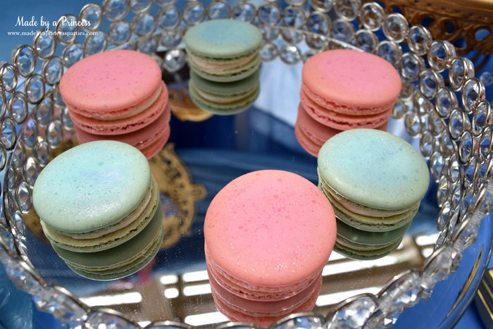 Princess Cinderella Party Will Leave You Enchanted macarons