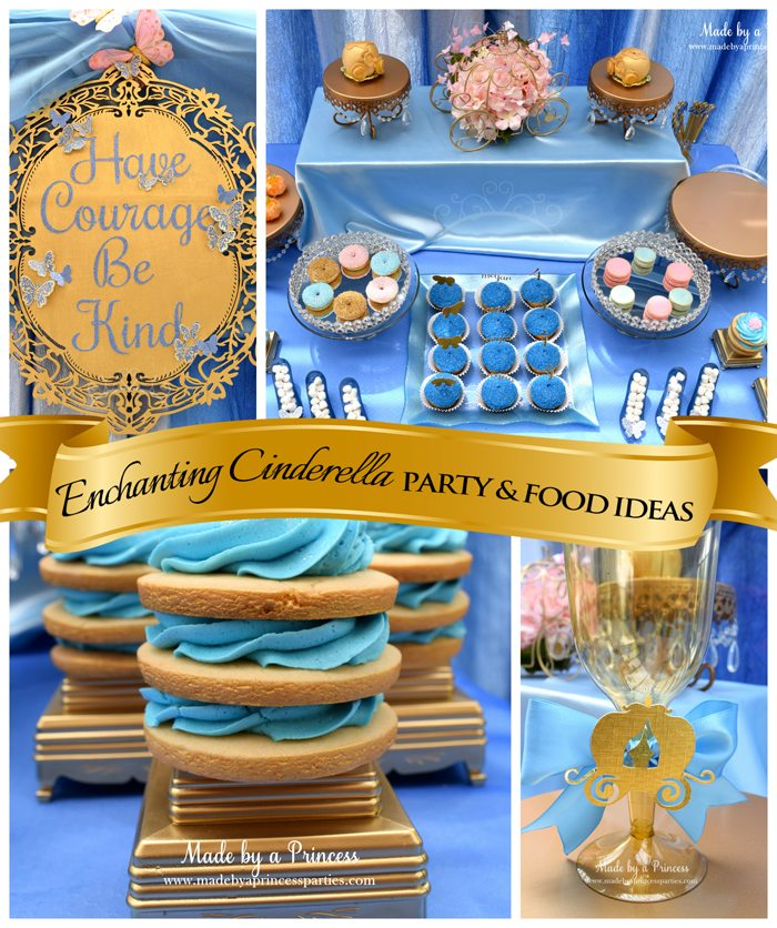 Princess Cinderella Party Will Leave You Enchanted