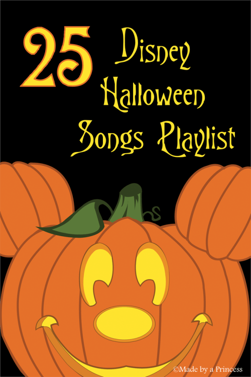 Top 25 Disney Halloween Party Songs to Download Now