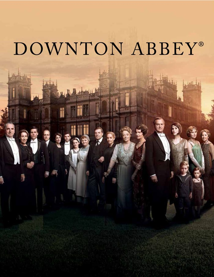 Downton Abbey and World Market