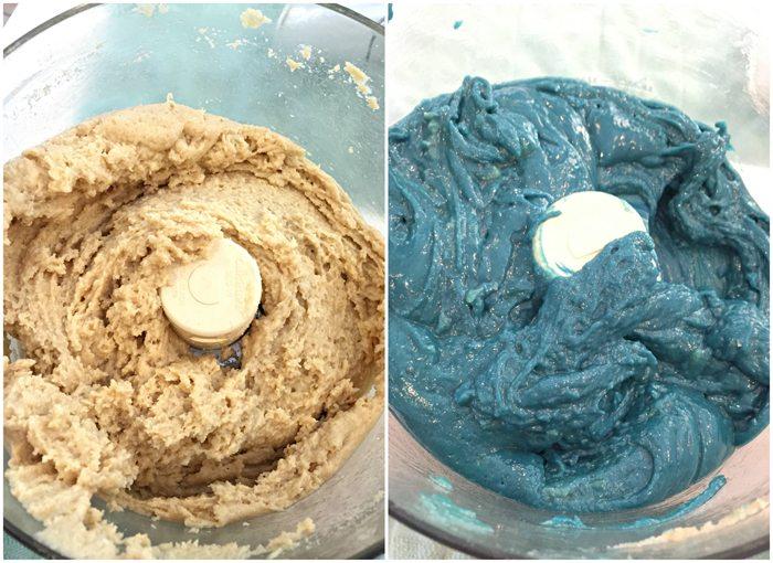 OREO cookie ball recipe add food coloring