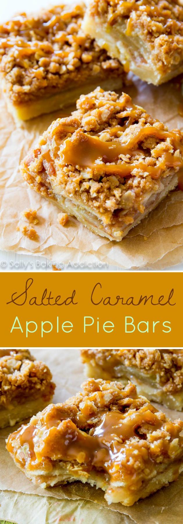 Salted-Caramel-Apple-Pie-Bars- sallys baking addiction
