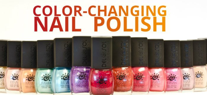 del sol color changing nail-polish