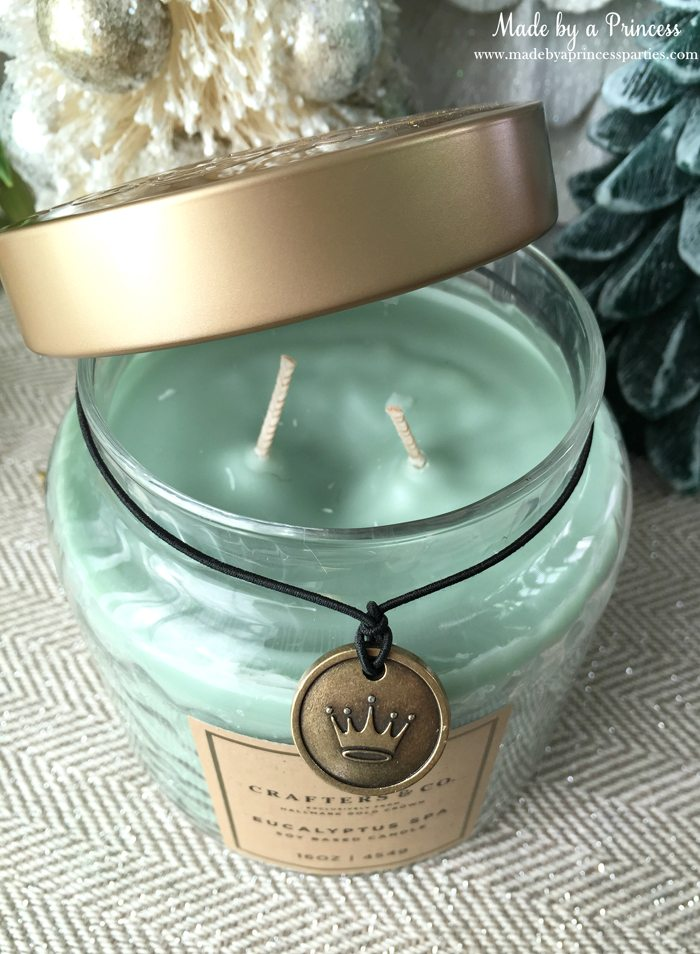 hallmark crafters and co collection candle