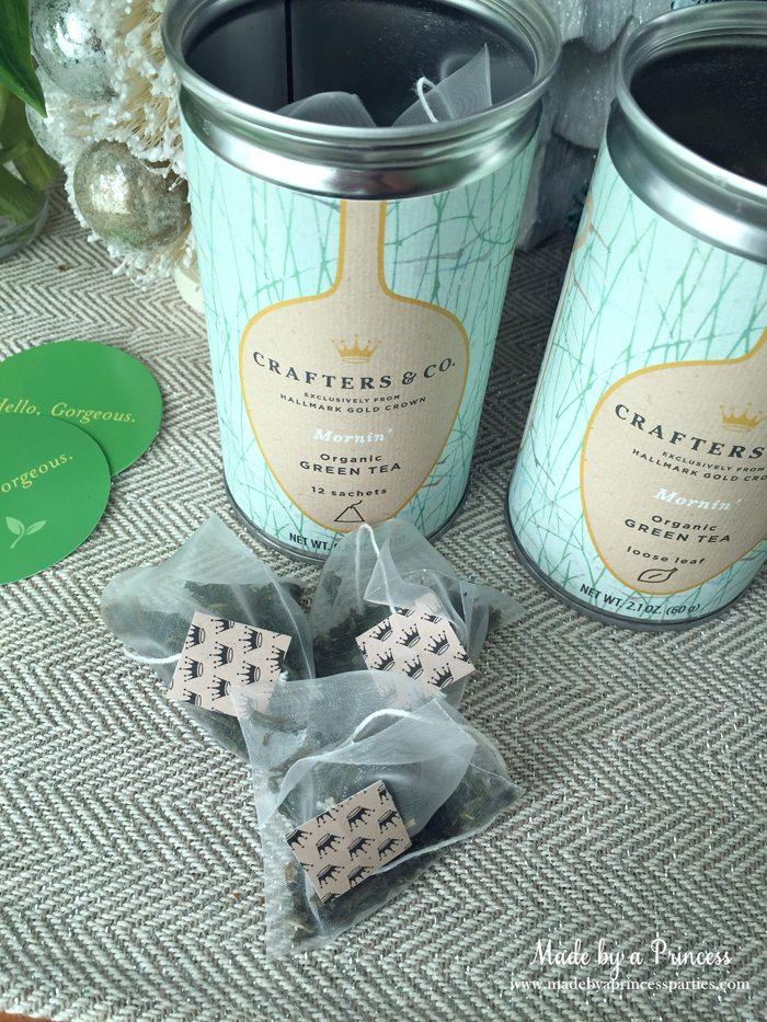 hallmark crafters and co collection tea 2
