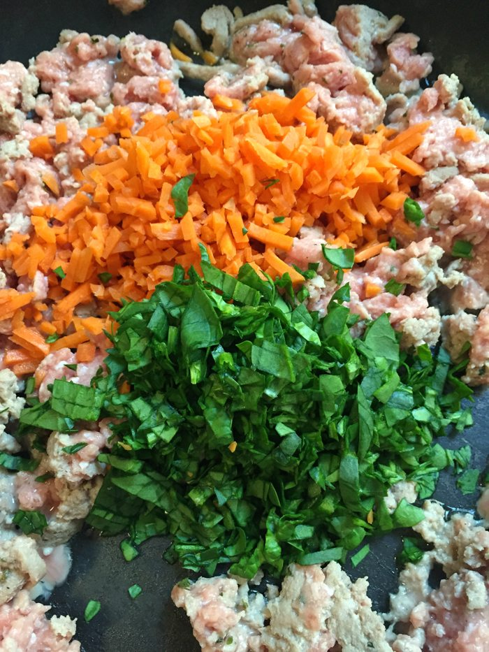 tidy tims no mess sloppy joe add carrots and spinach