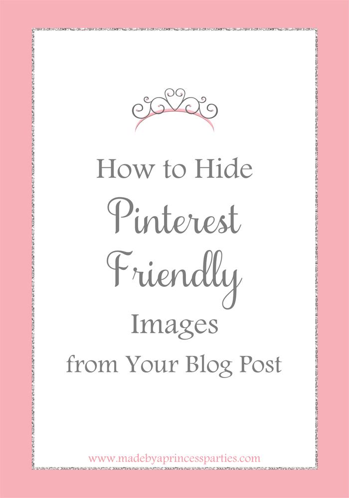 hide pinterest friendly images pin it