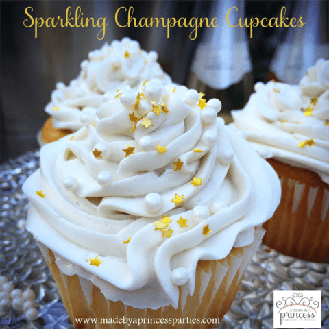 Champagne Flavored Swiss Meringue Buttercream Recipe